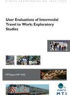User Evaluations of Intermodal Travel to Work: Exploratory Studies
