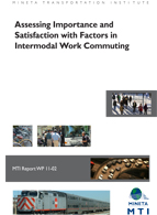 Assessing Importance and Satisfaction with Factors in Intermodal Work Commuting
