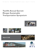 Twelfth Annual Garrett Morgan Sustainable Transportation Symposium