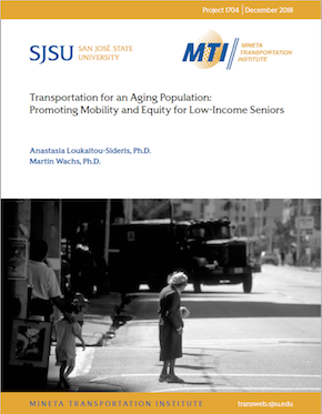 Transportation for an Aging Population: Promoting Mobility and Equity for Low-Income Seniors