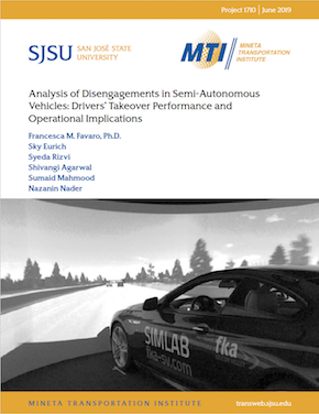 Analysis of Disengagements in Semi-Autonomous Vehicles: Drivers' Takeover Performance and Operational Implications