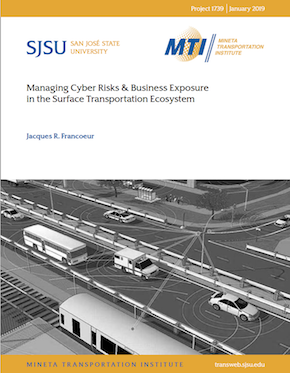 Managing Cyber Risks & Business Exposure in the Surface Transportation Ecosystem