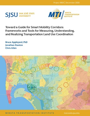 Toward a Guide for Smart Mobility Corridors: Frameworks and Tools for Measuring, Understanding, and Realizing Transportation Land Use Coordination