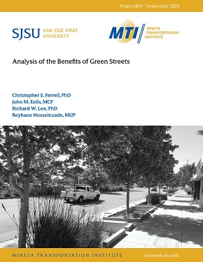 Analysis of the Benefits of Green Streets