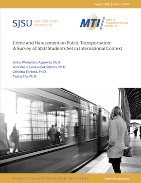 Crime and Harassment on Public Transportation: A Survey of SJSU Students Set in International Context
