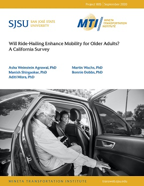 Will Ride-Hailing Enhance Mobility for Older Adults? A California Survey
