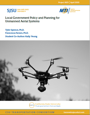 Local Government Policy and Planning for Unmanned Aerial Systems