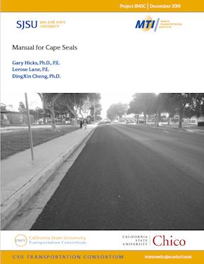 Manual for Cape Seals