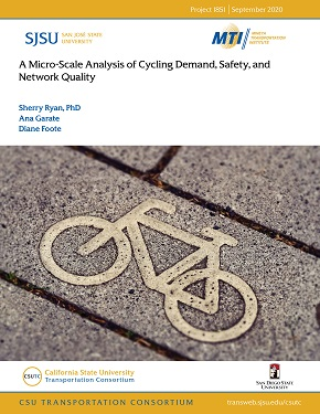 A Micro-Scale Analysis of Cycling Demand, Safety, and Network Quality