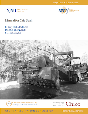 Manual for Chip Seals
