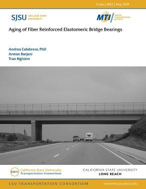 Aging of Fiber Reinforced Elastomeric Bridge Bearings