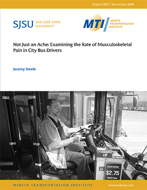 Not Just an Ache: Examining the Rate of Musculoskeletal Pain in City Bus Drivers