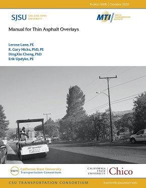 Manual for Thin Asphalt Overlays