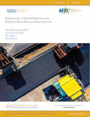 Enhancement of Asphalt Performance by Graphene-Based Bitumen Nanocomposites