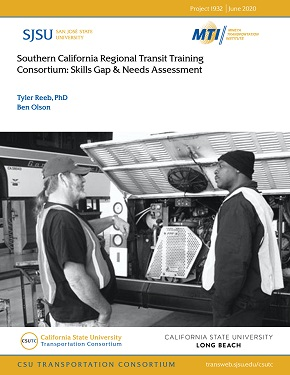 Southern California Regional Transit Training Consortium: Skills Gap & Needs Assessment