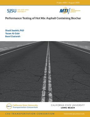 Performance Testing of Hot Mix Asphalt Containing Biochar