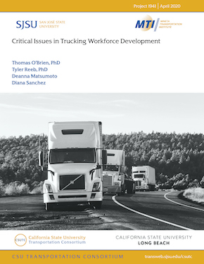 Critical Issues in Trucking Workforce Development