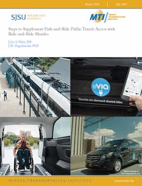 Steps to Supplement Park-and-Ride Public Transit Access with Ride-and-Ride Shuttles