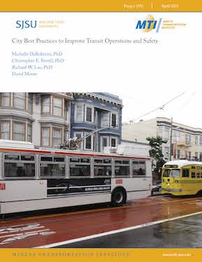 City Best Practices to Improve Transit Operations and Safety