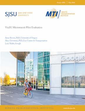 Via2G Microtransit Pilot Evaluation