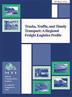 Trucks, Traffic, and Timely Transport: A Regional Freight Logistics Profile