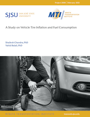 A Study on Vehicle Tire Inflation and Fuel Consumption