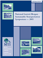 Fifth National Garrett Morgan Sustainable Transportation Symposium