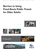 Barriers to Using Fixed-Route Public Transit for Older Adults