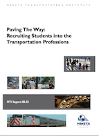 Paving The Way: Recruiting Students into the Transportation Professions