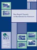 Bus Rapid Transit: A Handbook for Partners