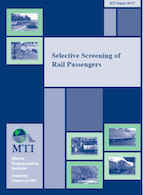 Selective Screening of Rail Passengers