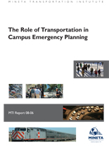 The Role of Transportation in Campus Emergency Planning