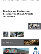 Development Challenges of Secondary and Small Airports in California