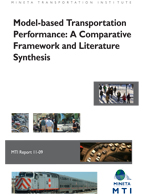Model-based Transportation Performance: A Comparative Framework and Literature Synthesis