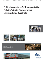 Policy Issues in U.S. Transportation Public-Private Partnerships: Lessons from Australia