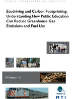 Ecodriving and Carbon Footprinting: Understanding How Public Education Can Reduce Greenhouse Gas Emissions and Fuel Use