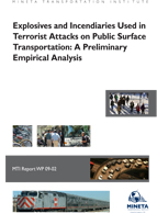 Explosives and Incendiaries Used in Terrorist Attacks on Public Surface Transportation: A Preliminary Empirical Analysis