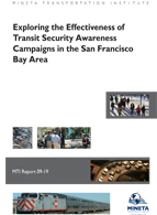 Exploring the Effectiveness of Transit Security Awareness Campaigns in the San Francisco Bay Area