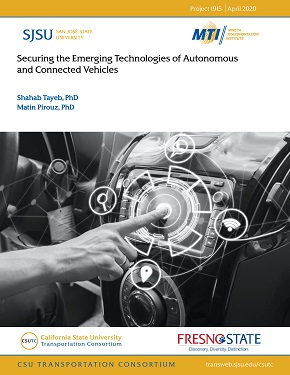 Securing the Emerging Technologies of Autonomous and Connected Vehicles