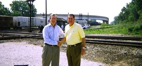 Edward R. Hamberger, President and CEO, Association of American Railroads