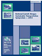Fourth National Garrett Morgan Sustainable Transportation Symposium